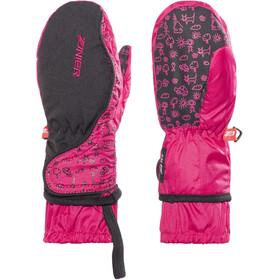 Zanier Gloves Shorty.ZX - Gants Enfant - rose/noir